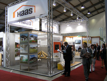 Haas Haus auf der Home & Living Expo in Luxemburg